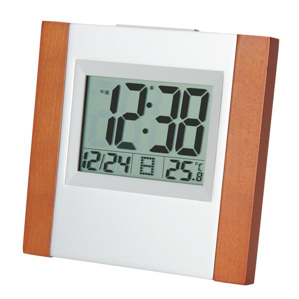ウッド電波時計
