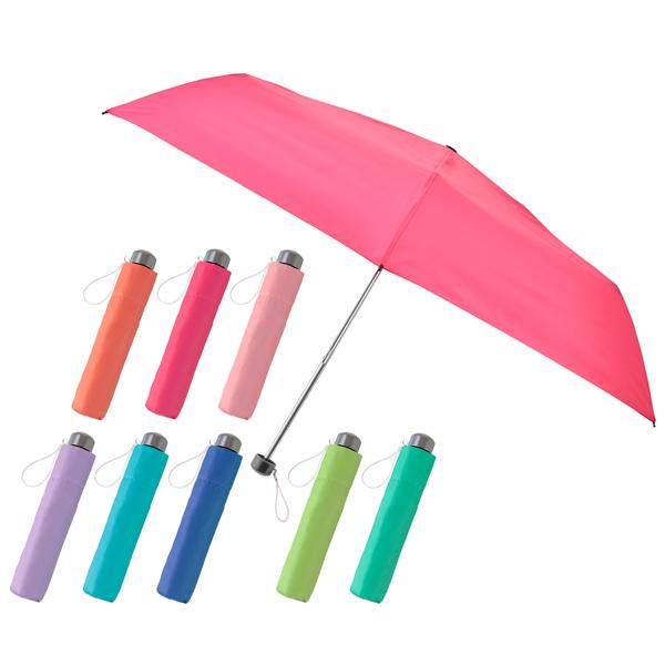 パトリア55cm3段折傘(レディース用)