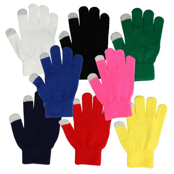 名入れ手袋 スマホのびのび手袋