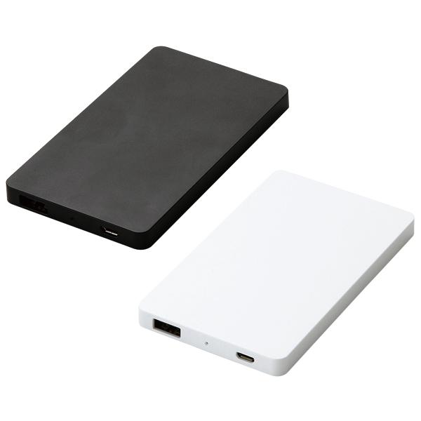 モバイルバッテリー4000(フラット)