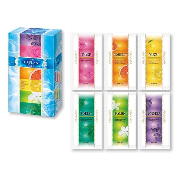 入浴剤トプラン6包セット