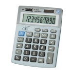 ビッグディスプレイ卓上電卓 10桁税計算