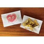 プチギフト メロウキッス チョコレート2個入り「ハート」