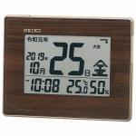 セイコー デジタル時計(和暦表示) 掛置兼用