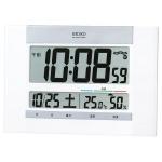 セイコー 電波デジタル掛置兼用時計