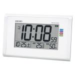 セイコー 快適環境NAVI電波掛置時計
