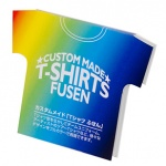 カスタムメイドTシャツ型ふせん