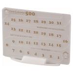 コインカレンダー500