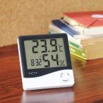 PATTO スクエア温湿度計