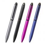 三菱鉛筆ジェットストリームスタイラス 3色ボールペン&タッチペン 0.5