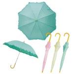 刺繍入り日傘