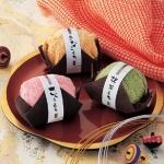 ふんわり和菓子タオル