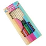 クレヨン&色鉛筆19Pセット
