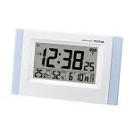 環境表示機能付き電波時計 エアサーチブリックス