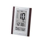 日めくりカレンダー付き電波時計 ロゼッタ
