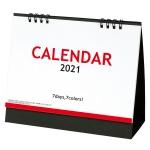 2021年カレンダー セブンデイズセブンカラーズ(大)