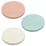 両面UV印刷可能珪藻土コースター サークル