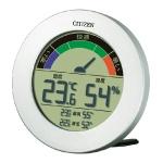 シチズン デジタル温度・湿度計(快適度目安表示付)
