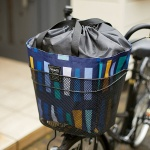 キャドリー 自転車カゴにぴったりバッグ