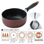 IH対応18cm雪平鍋