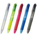 3色プラスワンボールペン