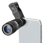 モバイル望遠レンズ
