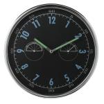 壁掛け温湿表示付き時計