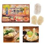 今夜の鍋に合せて選ぶ〆の生麺セット